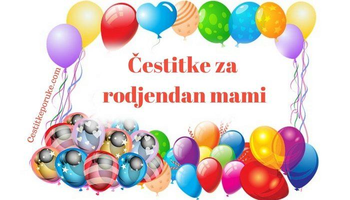 čestitke Za Rodjendan Mami